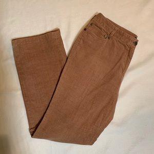Brooks Brothers Tan Corduroy Pants Size 12